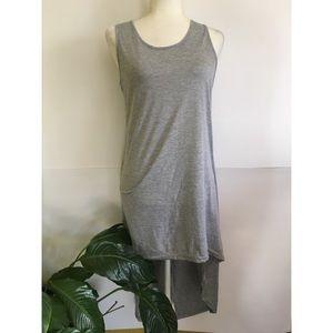 Dresses & Skirts - True Rock grey Hu-Lo dress
